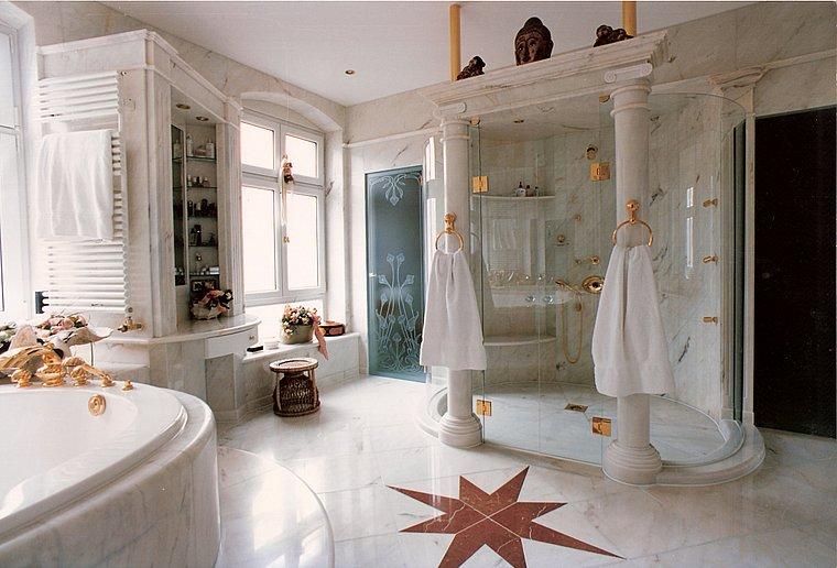 personalizzazione dei bagni in marmolavorazioni in marmo padova - Arredo Bagno In Marmo