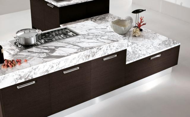 Piano Cucina: in agglomerato, granito e marmoLavorazioni in marmo Padova