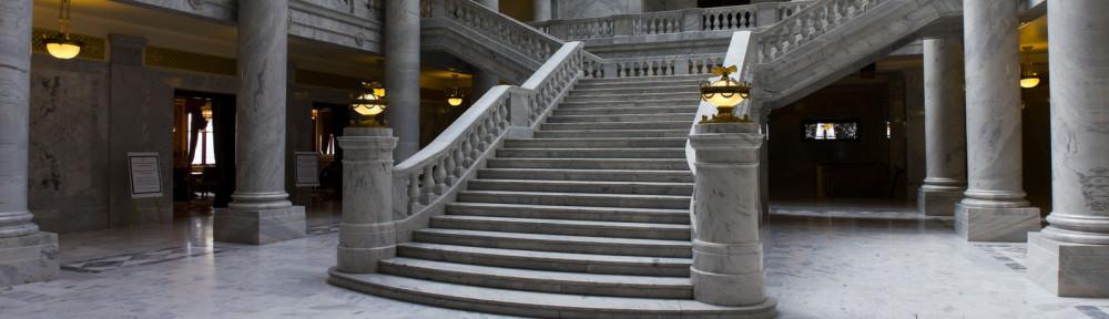 lavorazioni scala in marmo
