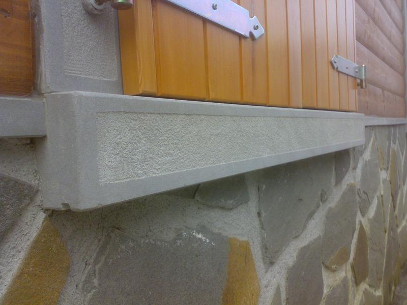 Davanzali soglie in marmo e molto altro lavorazioni in - Soglie per finestre moderne ...