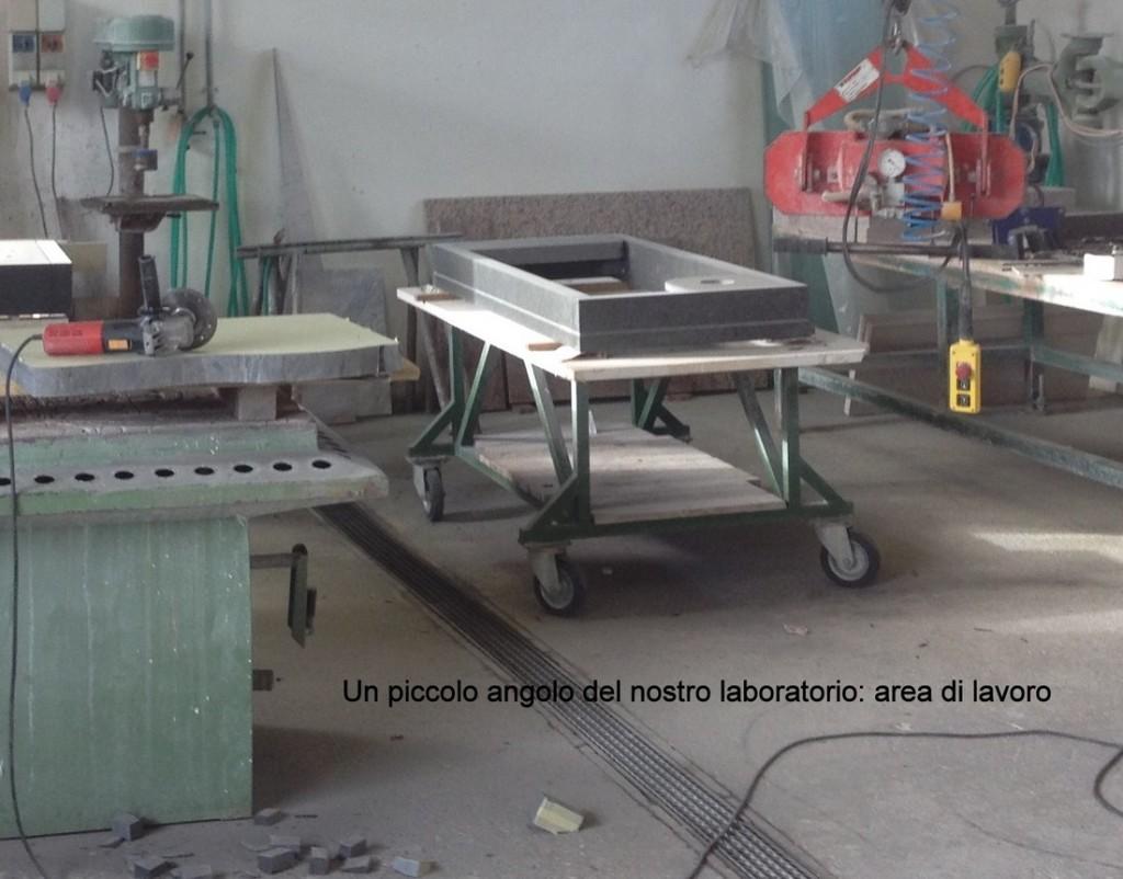 laboratorio del marmo